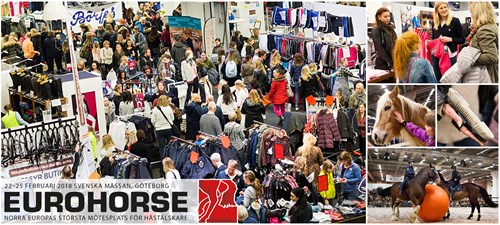 EuroHorse trade fair